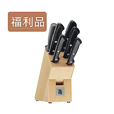 福利品|德國WMF Class Line 刀具六件套組加刀座