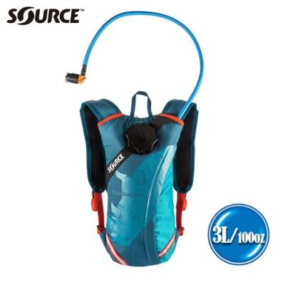 【以色列SOURCE】強化型水袋背包Durabag pro3 (水袋3L)