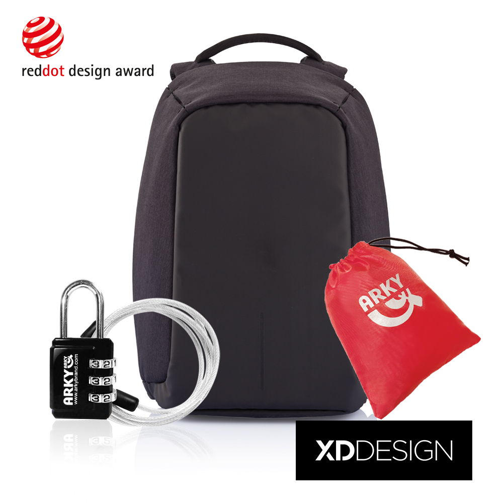 XDDESIGN 終極安全防盜後背包-大全配組合(桃品國際公司貨)