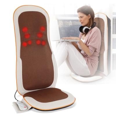 福利品【BH】S750 3D摩舒師按摩椅墊