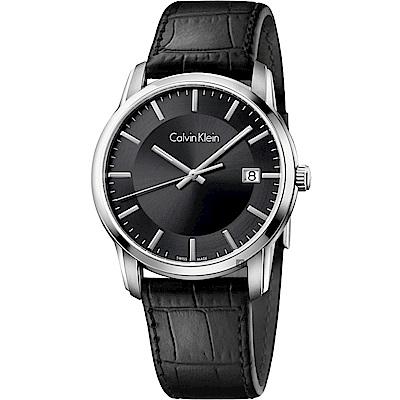 Calvin Klein CK Infinite 經典男錶-41mm(K5S311C1)
