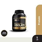 [美國 ON] 金牌 ISOLATE 分離乳清蛋白(5磅/罐)