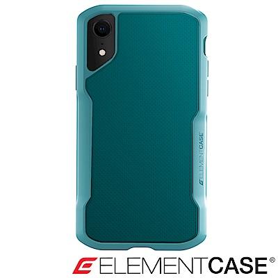 美國 Element Case iPhone XR Shadow流線手感防摔殼 - 綠