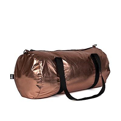 LOQI 雙面旅行袋-玫瑰金 WEMMRO