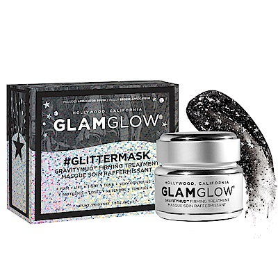 (買一送一)GLAMGLOW 緊緻提亮星光面膜 50G