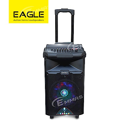 EAGLE行動藍芽拉桿式擴音音箱 ELS-188
