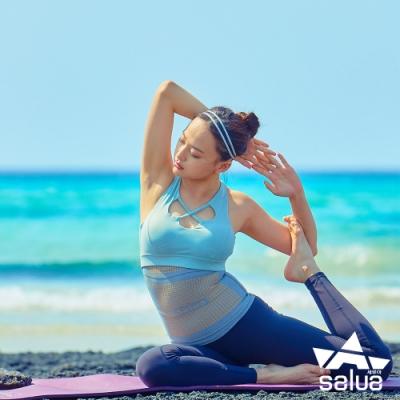 『時時樂限定』韓國 salua 專利鍺元素護腰束腹帶