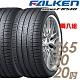 【飛隼】AZENIS FK510 濕地操控輪胎_二入組_265/30/20(FK510) product thumbnail 2