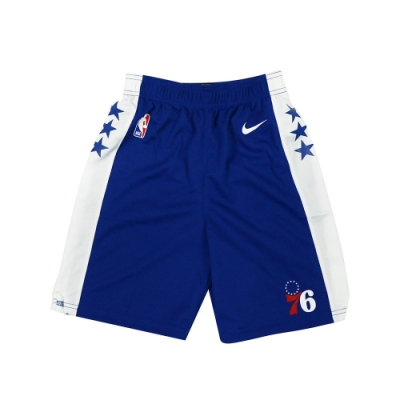 NIKE NBA 兒童球褲 76人