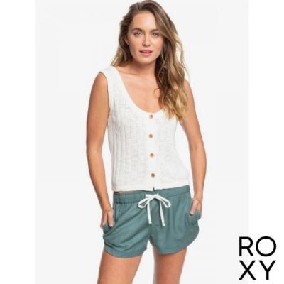 【ROXY】NEW IMPOSSIBLE LOVE 短褲 灰綠