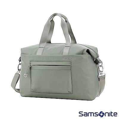 Samsonite新秀麗 Move2.0旅行袋(灰綠)