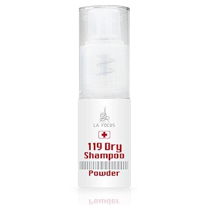LA FOCUS蕾舒法克 119救急乾洗髮蜜粉25g