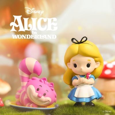 迪士尼 愛麗絲夢遊仙境系列公仔盒玩(12入盒裝)