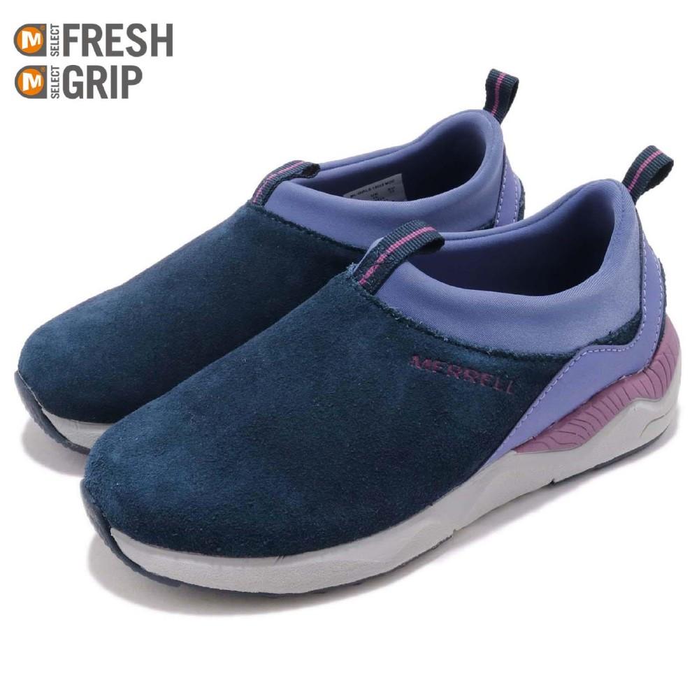 Merrell 戶外鞋 1Six8 Moc 童鞋