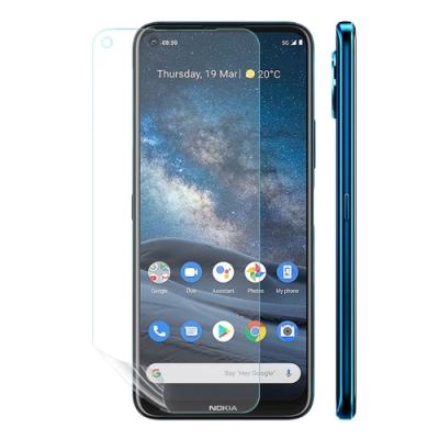 o-one大螢膜PRO Nokia8.3 5G 滿版全膠螢幕保護貼 手機保護貼