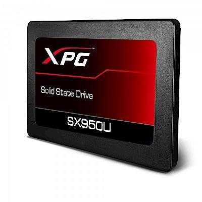 ADATA威剛 XPG SX950U 960GB SSD 2.5吋固態硬碟