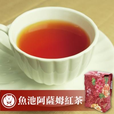 【台灣茶人】魚池阿薩姆紅茶4件組