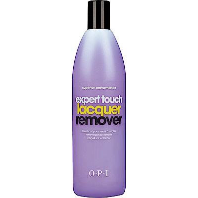 OPI Lacquer Remover 高效溫和專業去光水450ml AL416