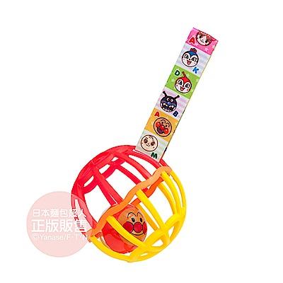 麵包超人-附帶搖搖球中球(紅)