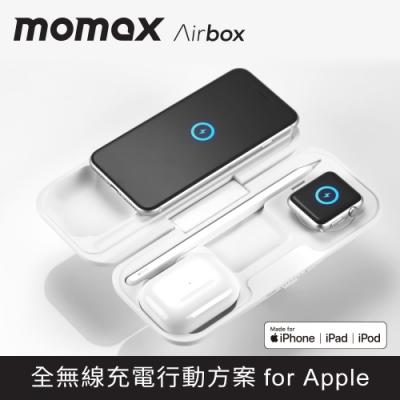 MOMAX Airbox 5 in 1真無線充電盒