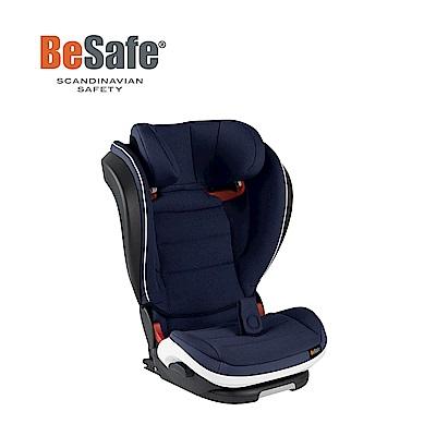 BeSafe iZi Flex FIX 成長型兒童汽車安全座椅(維京藍)