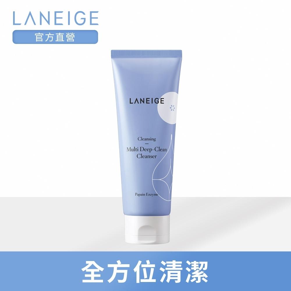 LANEIGE蘭芝 4合1極淨潔面乳150ml