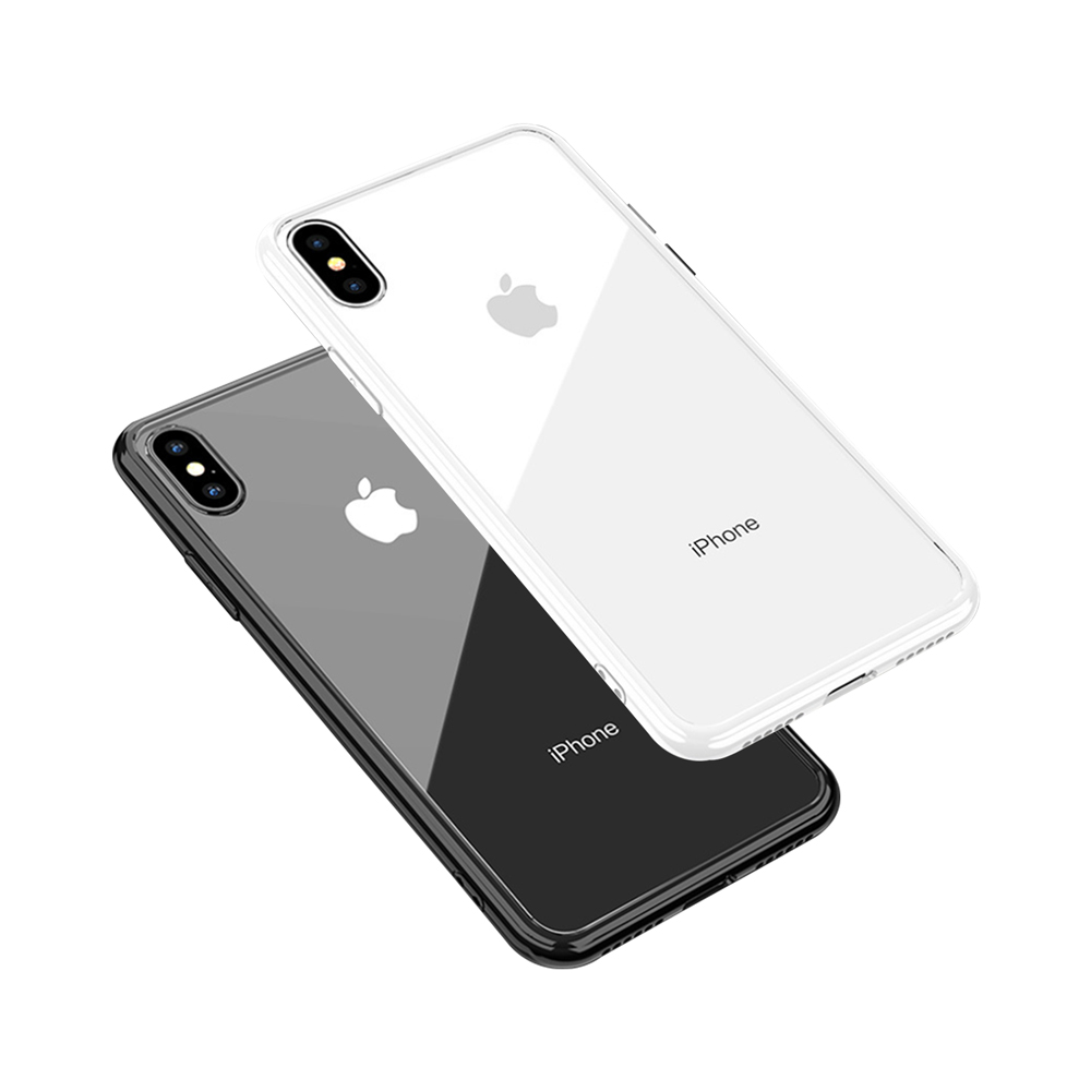 LUCCIDA iPhone Xs Max 零系9H抗刮殼