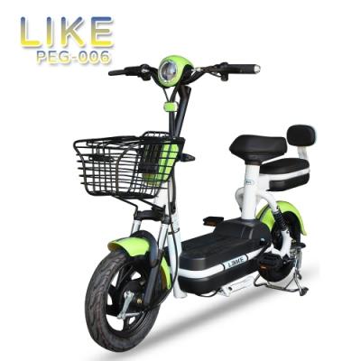 【向銓】LIKE電動輔助自行車 PEG-006