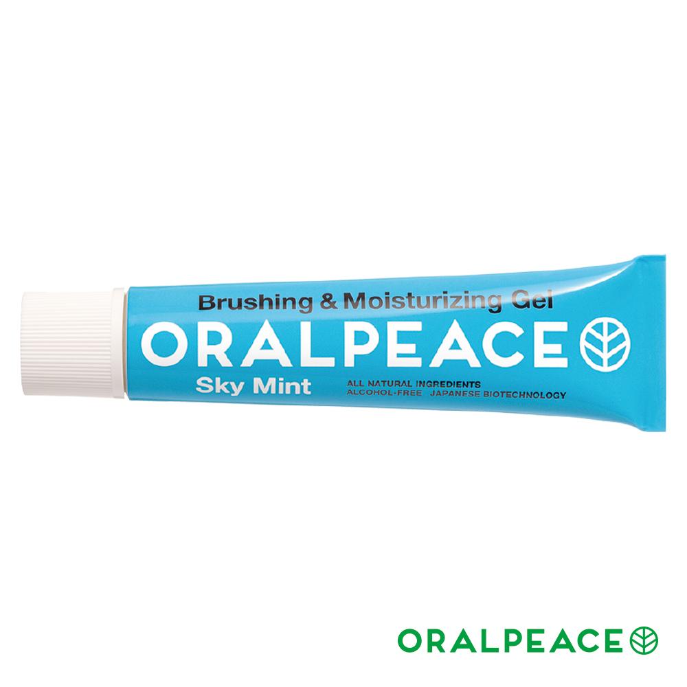 ORALPEACE 口樂平純天然牙膏和口腔護理凝膠(薄荷)50G
