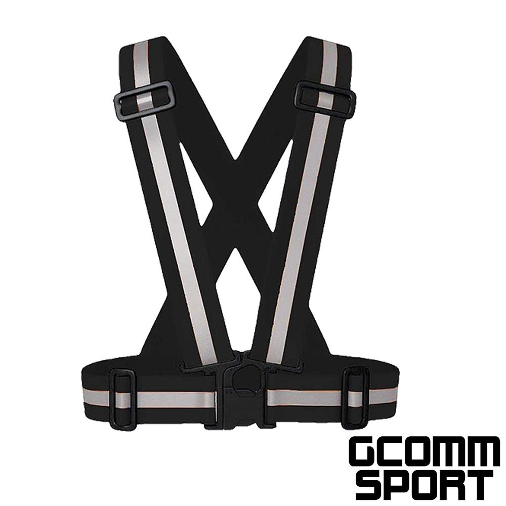 GCOMM SPORT 多用途運動高反光高可見度安全背心 product image 1