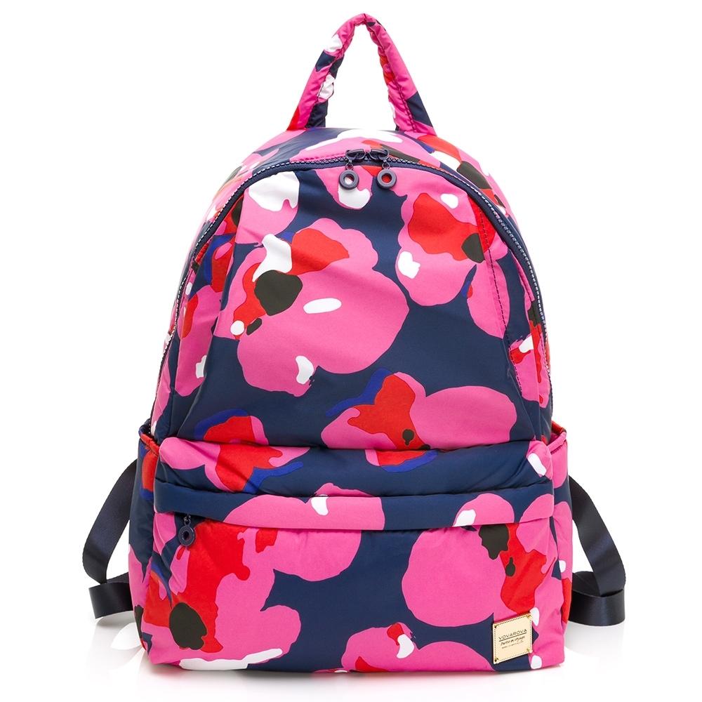VOVAROVA空氣包-漫步後背包-翻糖朵朵系列/蜜桃甜心