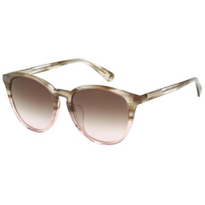 LONGCHAMP 太陽眼鏡 (裸配棕色)LO653