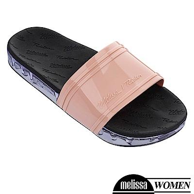 Melissa x Rider 潮流涼拖鞋-藕粉