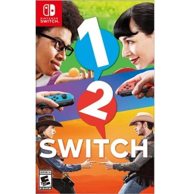 1-2-Switch - NS Switch 英日多國語言美版