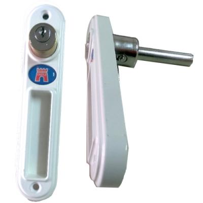 DR-303氣密窗鎖鋁門鎖按鈕鎖窗戶鎖玻璃鎖紗門鎖紗窗鎖紗窗安全鎖門窗安全鎖
