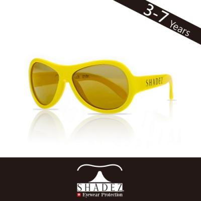 瑞士SHADEZ 兒童太陽眼鏡SHZ-35(年齡3-7)--酷炫黃