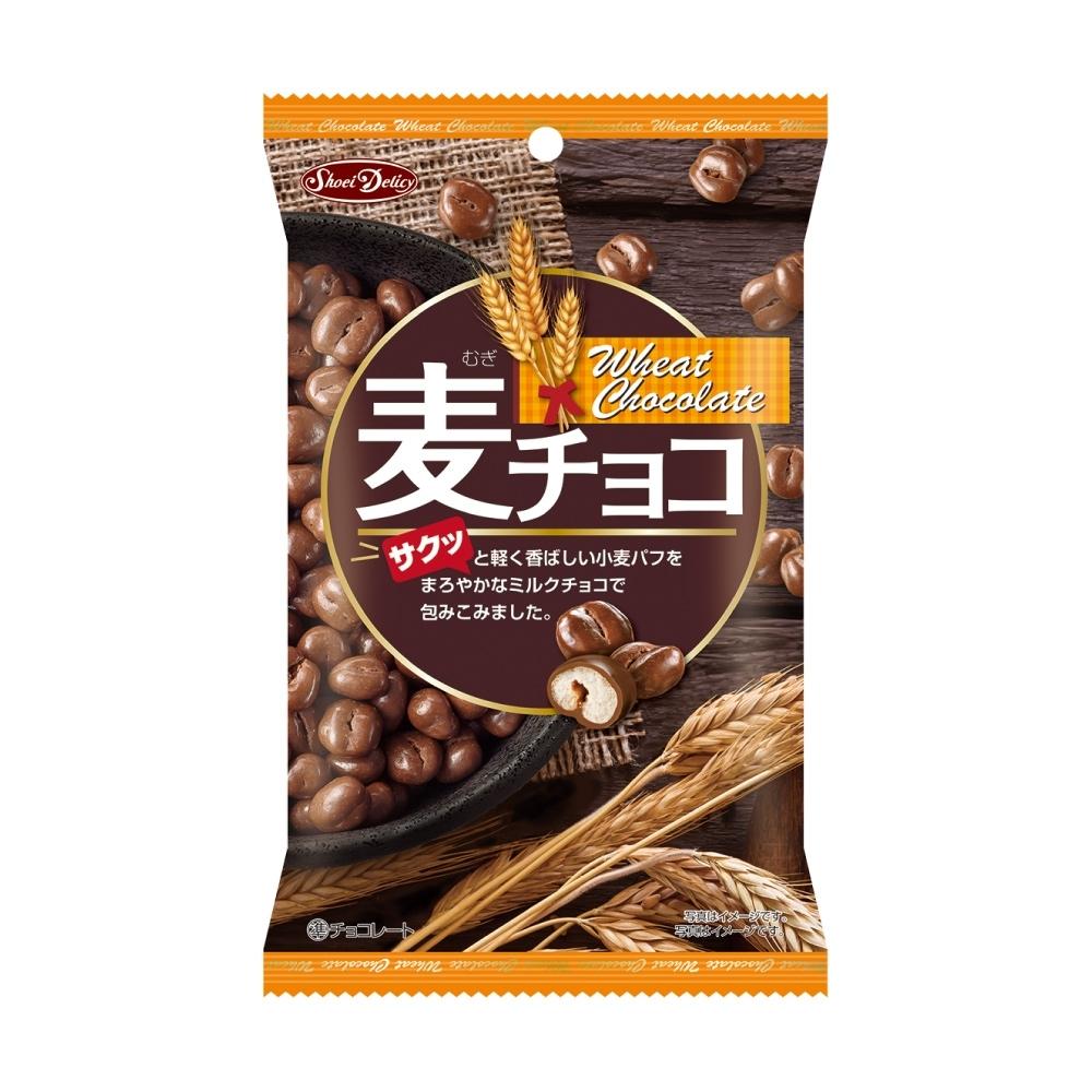 正榮 巧克力爆麥酥(70g)