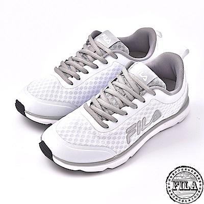 FILA女款輕量慢跑鞋 5 J319R 144