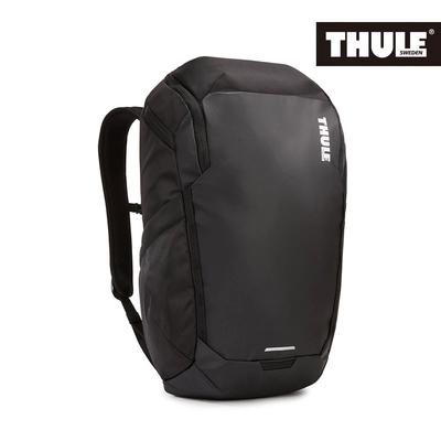 THULE-Chasm 26L筆電後背包TCHB-115-黑