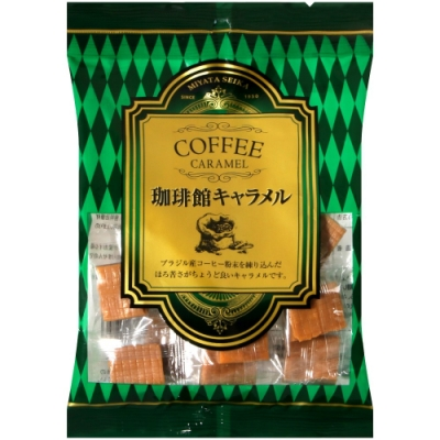 宮田 咖啡牛奶糖(80g)