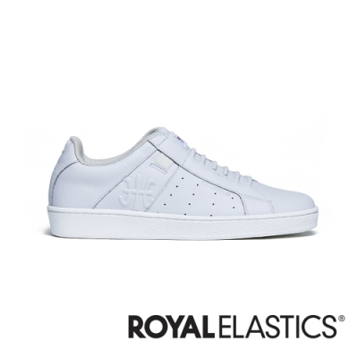 ROYAL ELASTICS Icon Genesis 淺紫真皮運動休閒鞋 (女) 91902-660