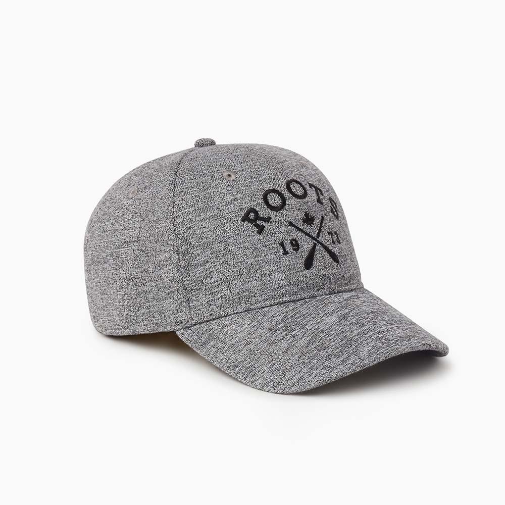 配件- ROOTS小木屋系列棒球帽-灰色