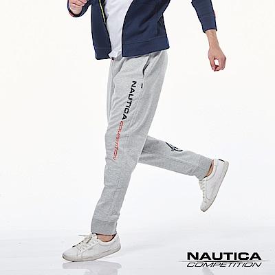 Nautica COMPETITION系列吸濕快乾休閒長褲-灰色