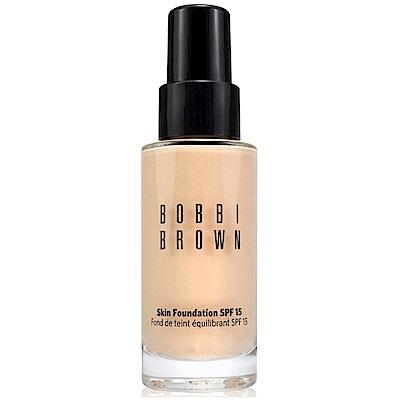 BOBBI BROWN芭比波朗 自然輕透粉底液30ml 國際限定版