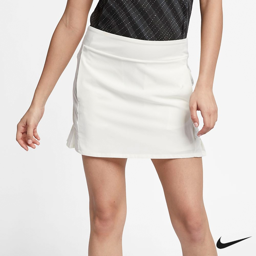 "Nike Golf Flex 15""女子高爾夫短裙 白 AV3652-133"
