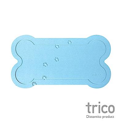 Trico 瞬吸珪藻土寵物墊-藍