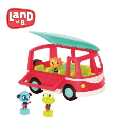 B.Toys 嘟嗶嘟音樂胖卡_Land of B.系列