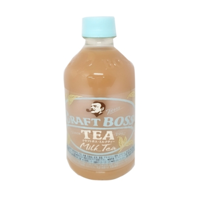 SUNTORY BOSS奶茶(500ml)