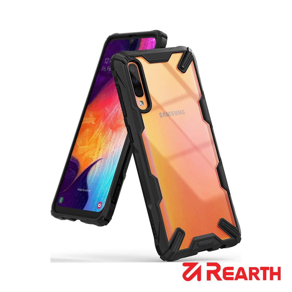 Rearth 三星 A50 (Ringke Fusion X) 高質感保護殼
