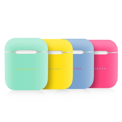 Casetify AirPods 雙色保護殼